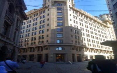¿Sabes cuál es el primer Edificio Comercial de oficinas en Chile considerado como el primer Rascacielos?