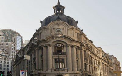 ¿Sabes cuál fue el primer edificio del Barrio de la Bolsa de Santiago de Chile?